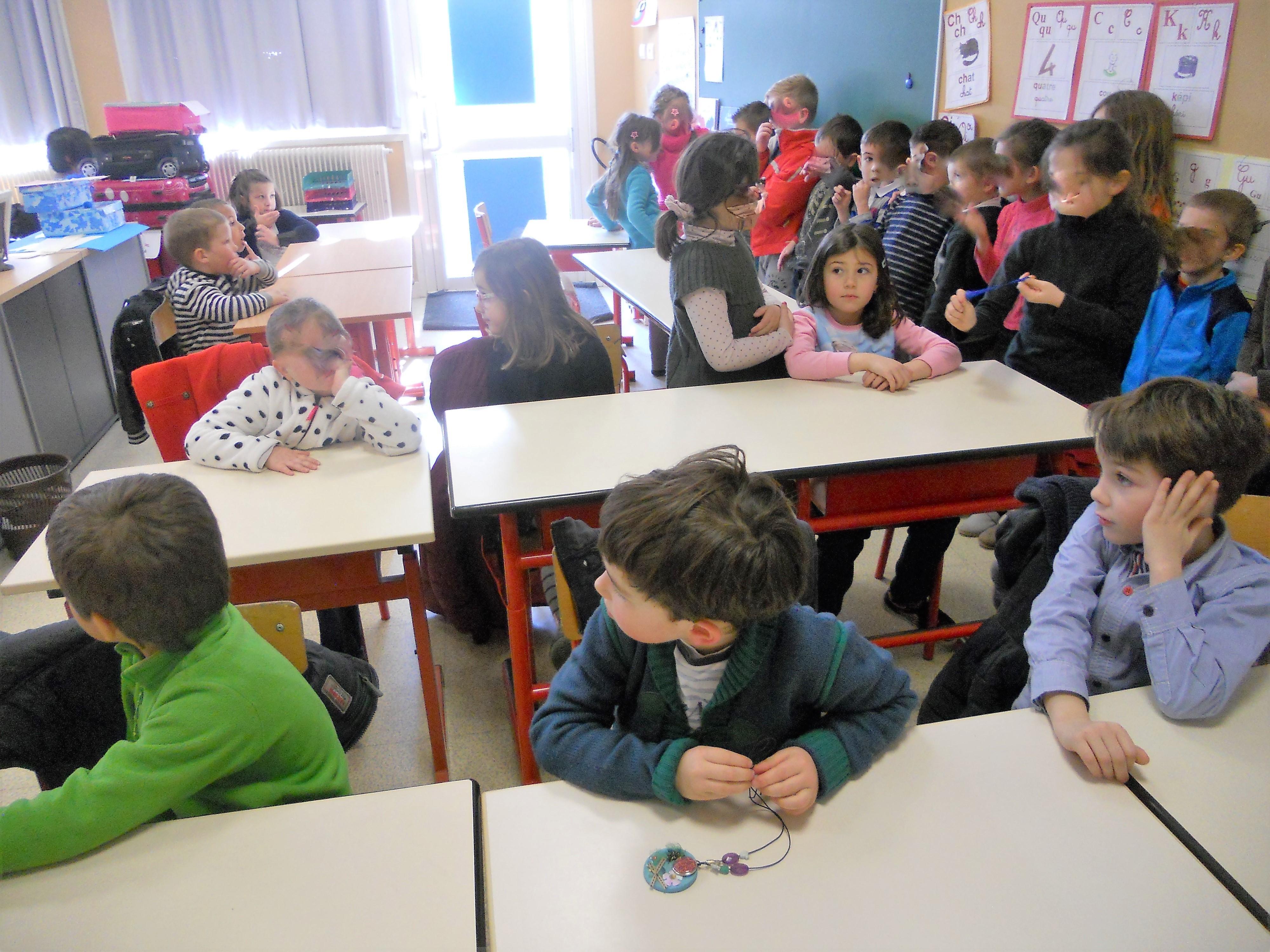 classe cp 4