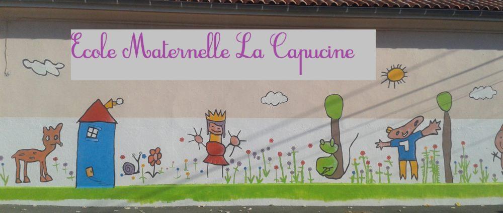 Ecole maternelle La Capucine – Gond Pontouvre
