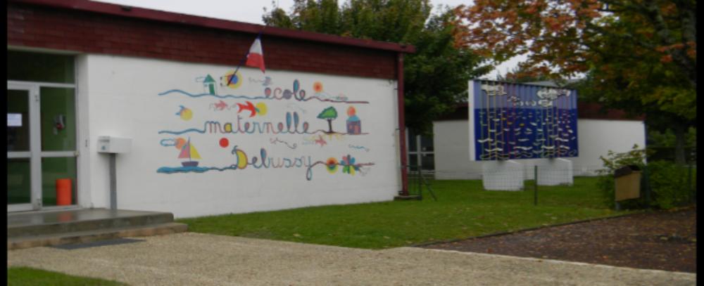 Ecole Maternelle C. Debussy – Jarnac