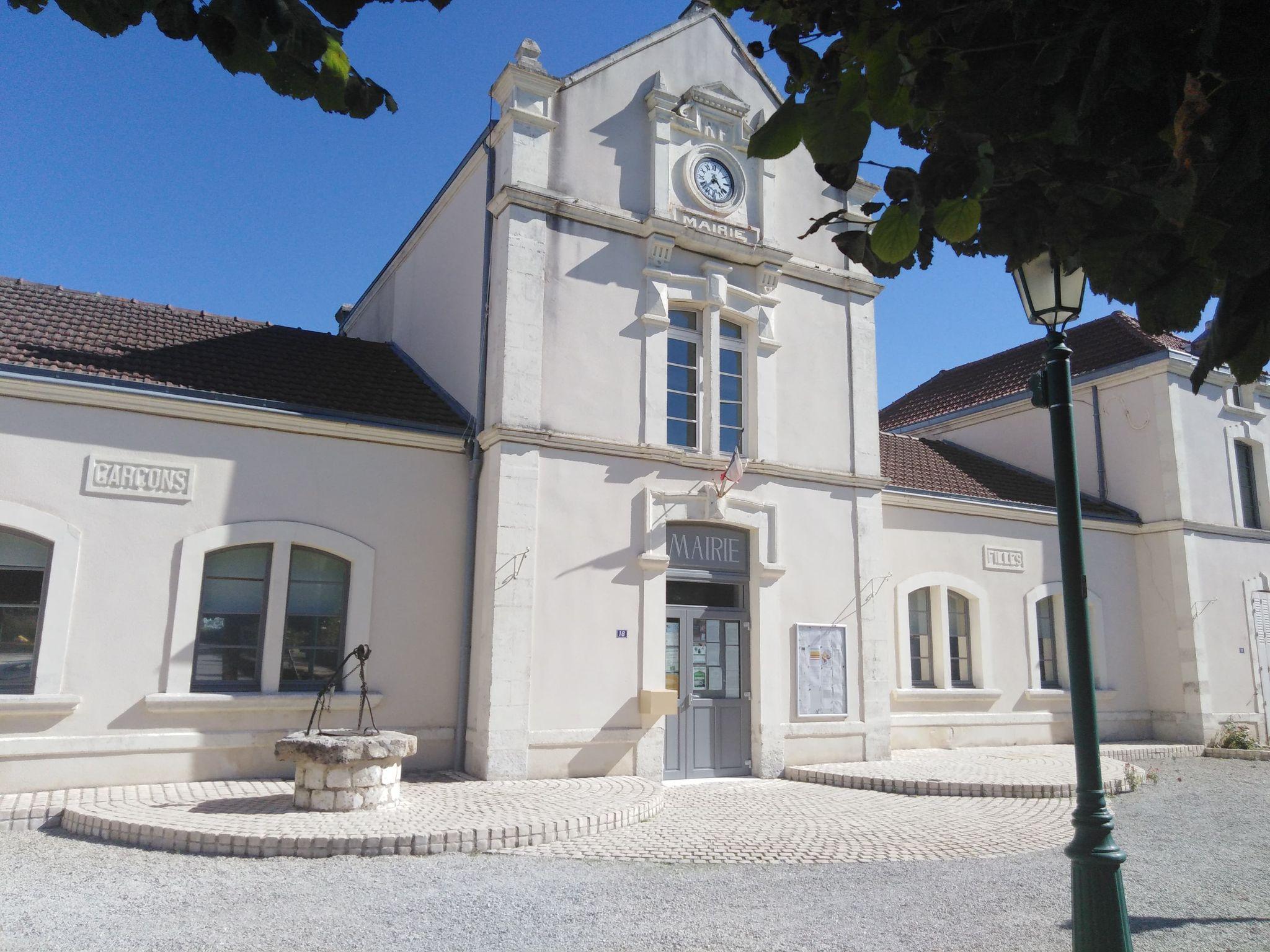Ecole de Courcôme