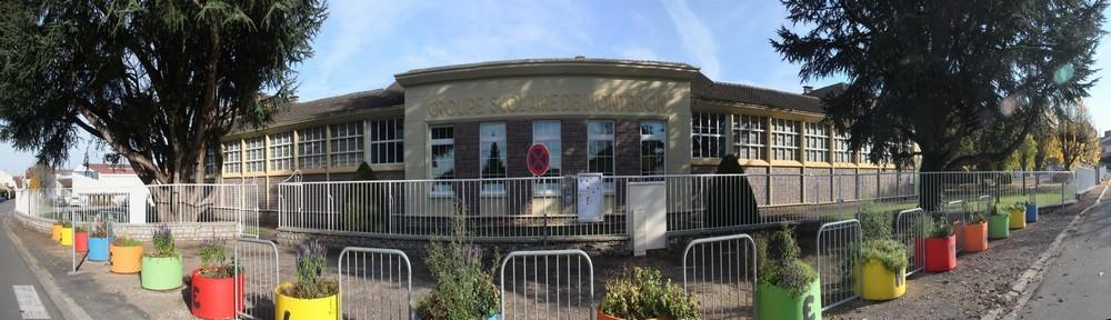 École élémentaire François Marvaud – Montbron