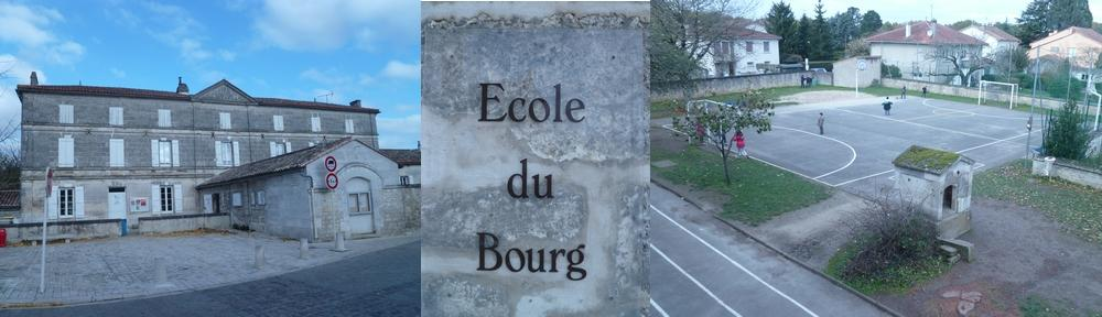 Ecole élémentaire de Soyaux – Le bourg