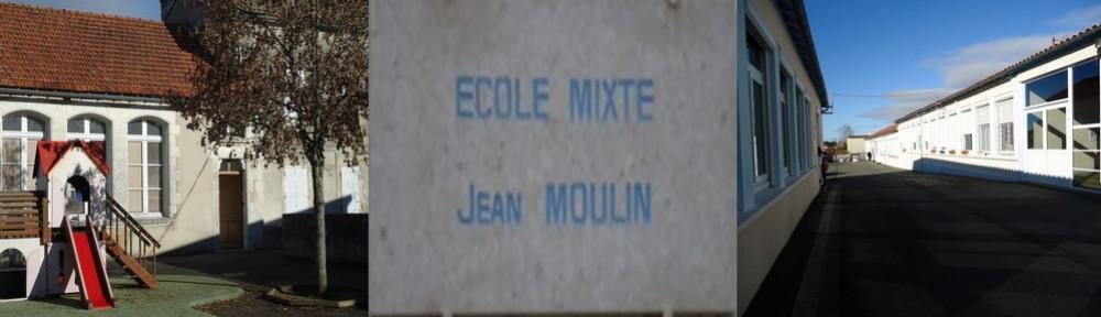 Ecole élémentaire Jean Moulin – Soyaux