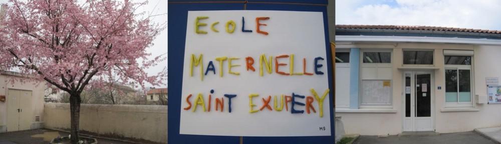 Ecole maternelle St Exupéry – Soyaux