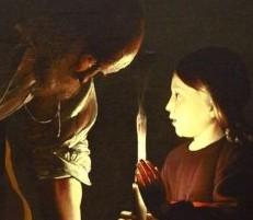 Saint Joseph...